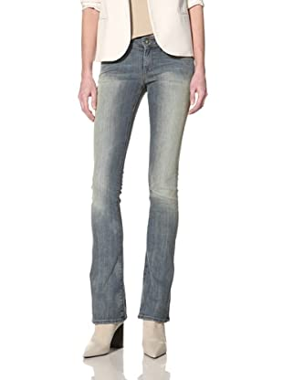 !iT Women's Sliver Boot Cut Jean (Springston Vintage)