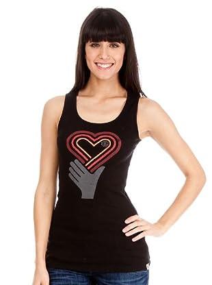 Element Camiseta Singlet (negro)