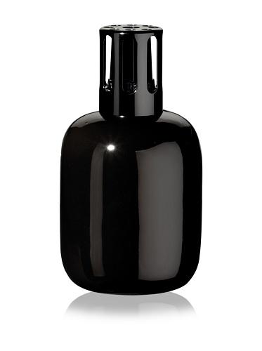 Lampe Berger Generous Fragrance Lamp, Black Porcelain