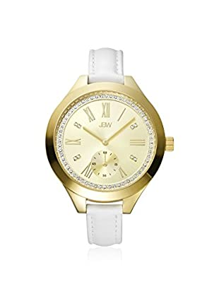 JBW Women's J6309A Aria White Leather Watch