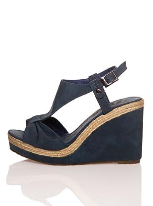 Refresh Sandalia Nobuk (Jeans)