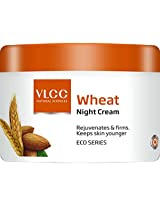 VLCC Eco Wheat Massage Night Cream, 200ml