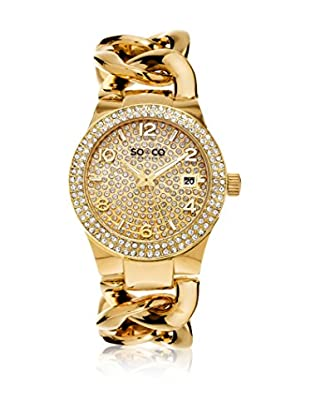 SO & CO New York Quarzuhr Woman GP15562 38 mm