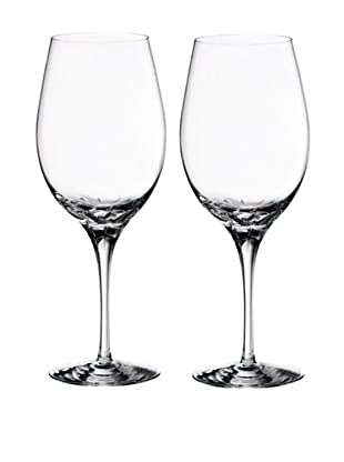 Orrefors Pair of Astra Iced Beverage Glasses