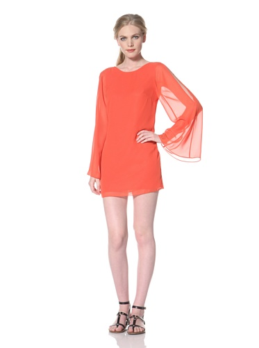 DV by Dolce Vita Women's Starling Dress (Red)