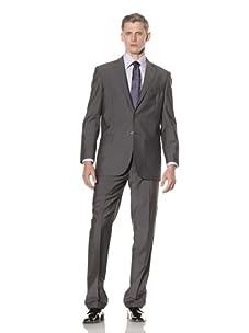 Yves Saint Laurent Men's Multi Pinstripe Suit (Grey)