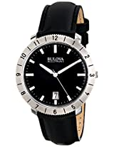 Bulova Accutron II Analog Black Dial Men's Watch - 96B205