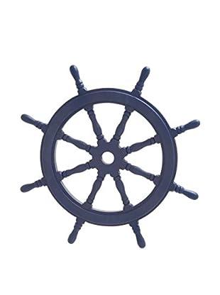 Wood Ship Wheel