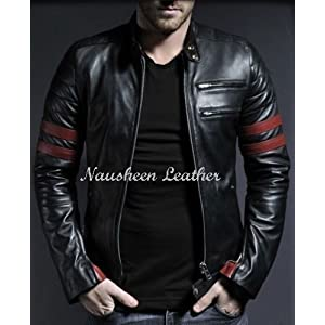 Men's Custom-made Leather/Non-leather Jacket