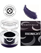 Belmacz Midnight 24ct Gold Leaf Eyeshadow (Purple) 5 G