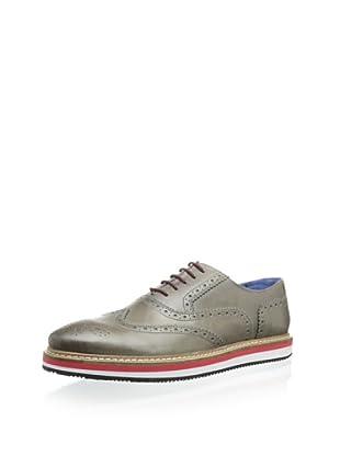 Ted Baker Men's Erwood Oxford (Grey Leather)