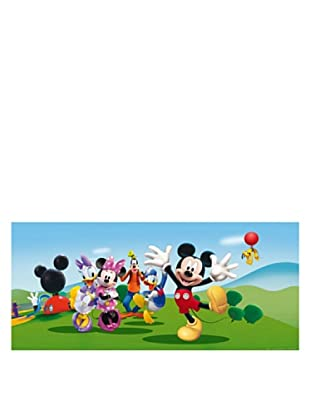 Fotomural Mickey Mouse Club House 202 x 90