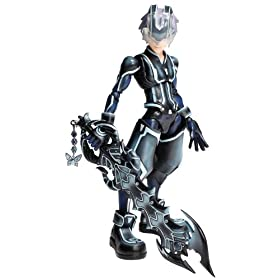 KINGDOM HEARTS 3D [Dream Drop Distance] �v���C�A�[�c�� ���N TRON:LEGACY ver.