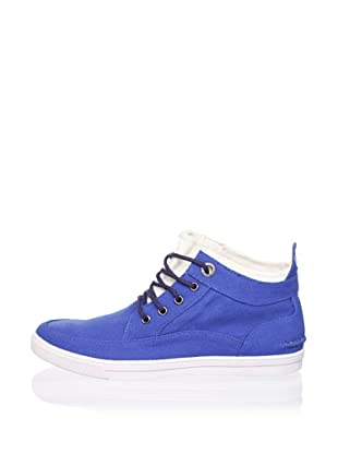 True Religion Men's Sanford Sneaker (Electric Blue)