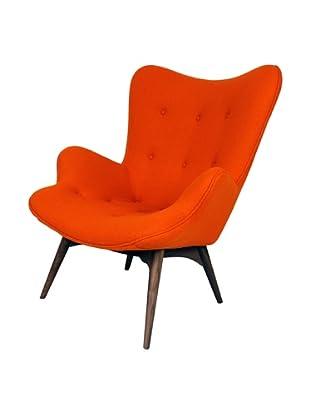 Stilnovo Teddy Bear Chair, Orange