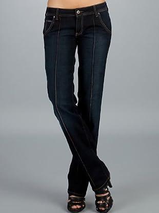 Calvin Klein Pantalón (Denim Oscuro)