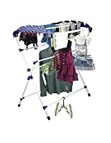 Cipla Plast Cloth Dryer Stand - Mini Sumo