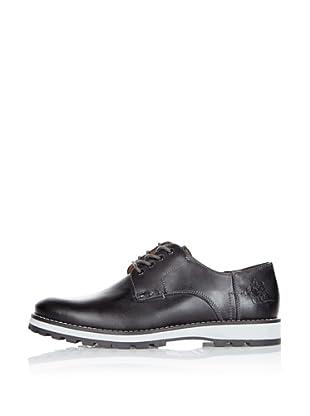 Fretz Men Zapatos Morgan (Negro)