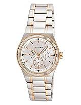 Titan Analog White Dial Men's Watch - NE9453KM01J