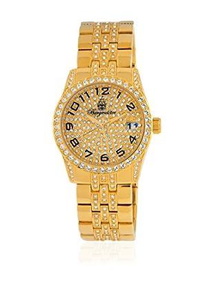 Burgmeister Uhr  gold 36  mm