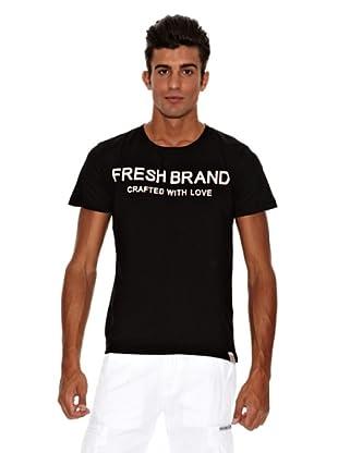 The Fresh Brand Camiseta (Negro)