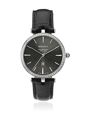 Gant Reloj con movimiento cuarzo japonés Union W70283 Negro 37 mm