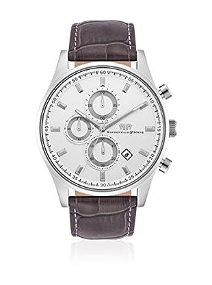Rhodenwald & Söhne Reloj con movimiento cuarzo japonés  Gris 43  mm