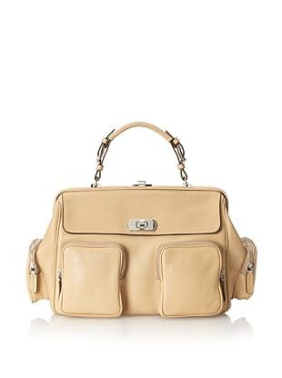 MARNI Women's Frame Handbag, Yellow Beige