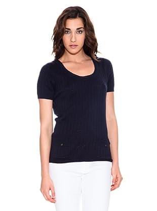 Pedro del Hierro T-Shirt (Marineblau)