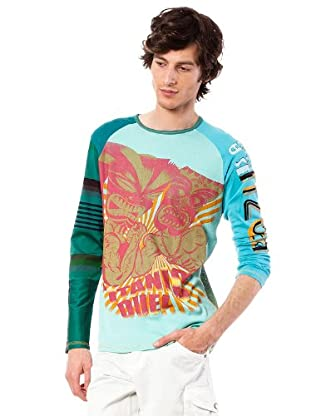 Custo Camiseta Zor (Multicolor)
