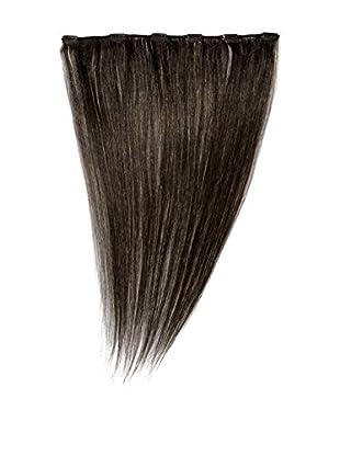 Love Hair Extensions Clip-In Haarverlängerung 100% Echthaar,  Farbe 3 Medium Brown