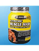 Big Muscle Xtreme Muscle Mass, 2 Lbs chocolate