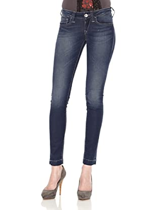 Fornarina Jeans Strech Pin Up Skinny (Blau)