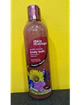 Skin Cottage Body Bath + Scrub Floral Fusion Essence 400ml