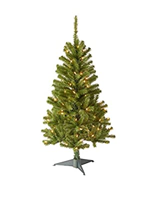 National Tree Company 4' Canadian Fir Grand Wrapped Tree