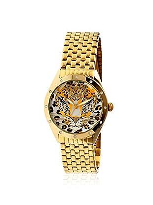 Bertha Women's BR4703 Alexandra Stainless Steel Watch, Gold/Yellow