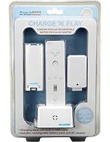 Wii Charge N Play White