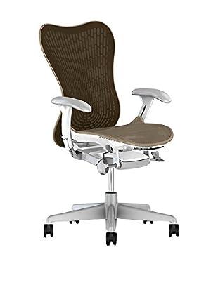 Herman Miller Bürostuhl WHITE/CAPPUC