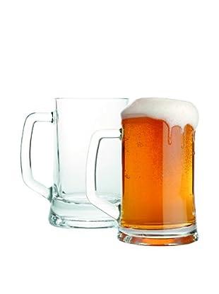 Style Setter Set of 2 Beer Mugs