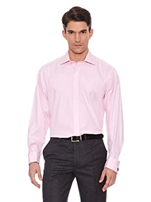 Hackett Camisa city beng str navy (Rosa)