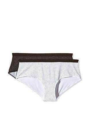 DIM Set 2 Pezzi Panty