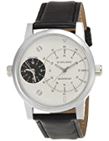 Giordano Analog Multi-Color Dial Men's Watch - 60056 DTL (P3055)