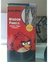 Angry Birds Window Panels