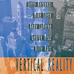 ♪Vertical Reality [from UK] [Import] Jerry Bergonzi