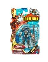 Iron Man The Armored Avenger Artillery Armor War Machine Figure #02