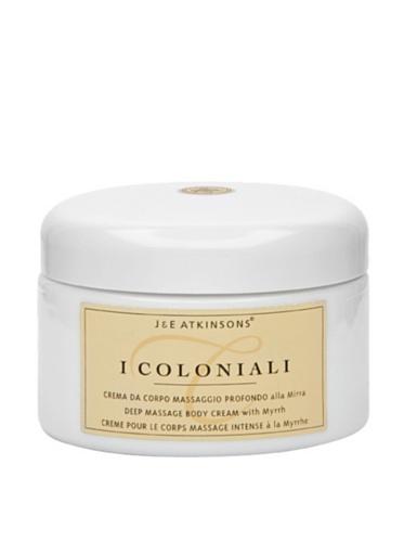 I Coloniali Deep Massage Body Cream with Myrrh, 6.9 oz.