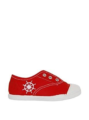 Garatti Zapatillas CC0002 (Rojo)
