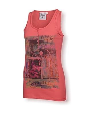 Chiemsee Camiseta Ebba (Coral)