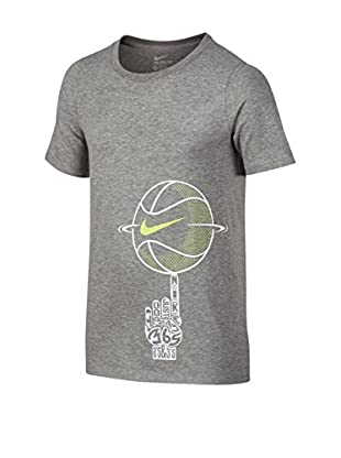 Nike T-Shirt Ctn Spinning Ball Yth
