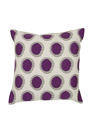 Surya Pillow, Ivory